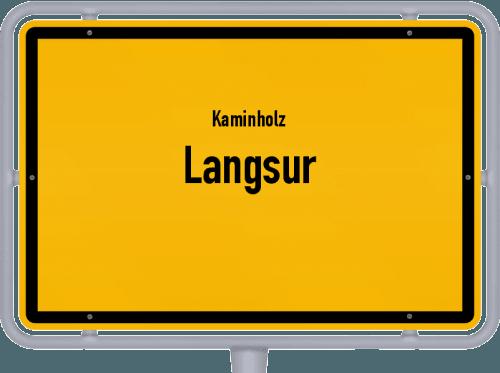 Kaminholz & Brennholz-Angebote in Langsur, Großes Bild