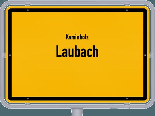 Kaminholz & Brennholz-Angebote in Laubach, Großes Bild