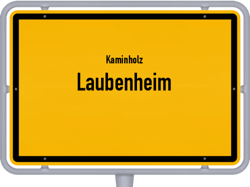 Kaminholz & Brennholz-Angebote in Laubenheim, Großes Bild
