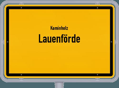 Kaminholz & Brennholz-Angebote in Lauenförde, Großes Bild