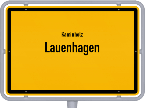 Kaminholz & Brennholz-Angebote in Lauenhagen, Großes Bild