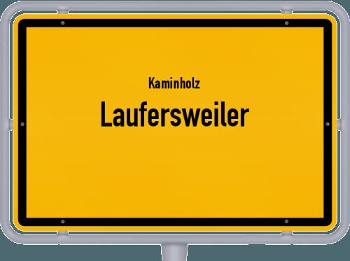 Kaminholz & Brennholz-Angebote in Laufersweiler, Großes Bild