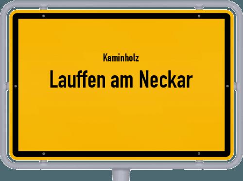 Kaminholz & Brennholz-Angebote in Lauffen am Neckar, Großes Bild
