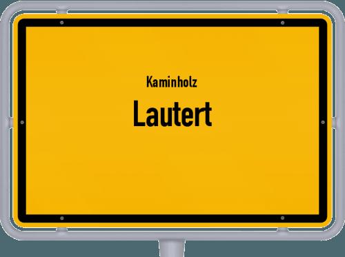 Kaminholz & Brennholz-Angebote in Lautert, Großes Bild