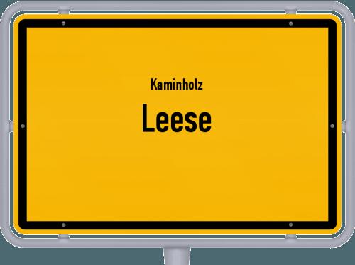 Kaminholz & Brennholz-Angebote in Leese, Großes Bild