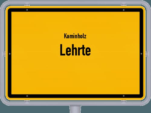 Kaminholz & Brennholz-Angebote in Lehrte, Großes Bild