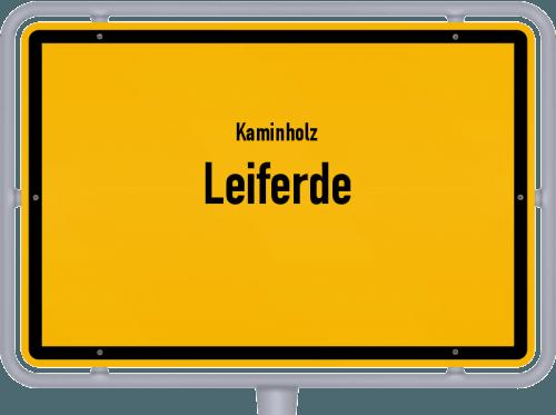 Kaminholz & Brennholz-Angebote in Leiferde, Großes Bild