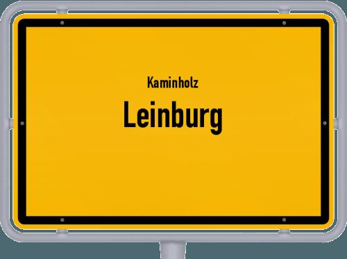 Kaminholz & Brennholz-Angebote in Leinburg, Großes Bild