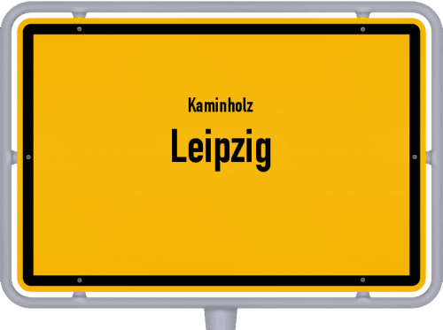 Kaminholz & Brennholz-Angebote in Leipzig, Großes Bild