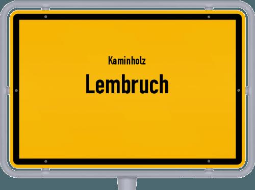 Kaminholz & Brennholz-Angebote in Lembruch, Großes Bild
