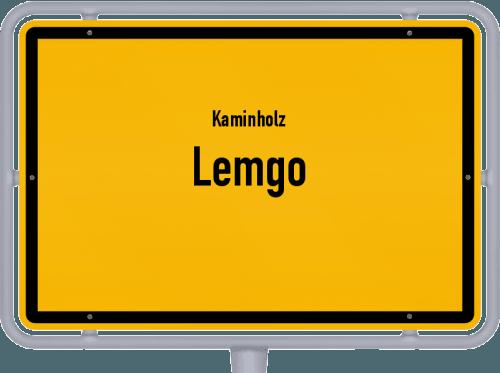 Kaminholz & Brennholz-Angebote in Lemgo, Großes Bild