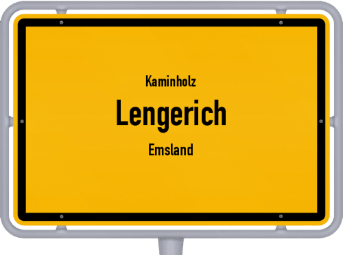 Kaminholz & Brennholz-Angebote in Lengerich (Emsland), Großes Bild