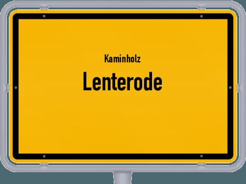 Kaminholz & Brennholz-Angebote in Lenterode, Großes Bild