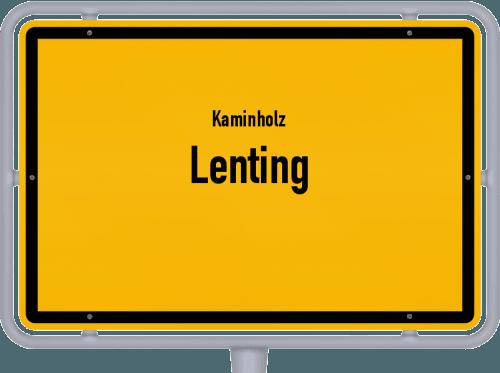 Kaminholz & Brennholz-Angebote in Lenting, Großes Bild