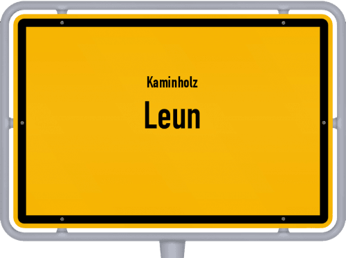 Kaminholz & Brennholz-Angebote in Leun, Großes Bild