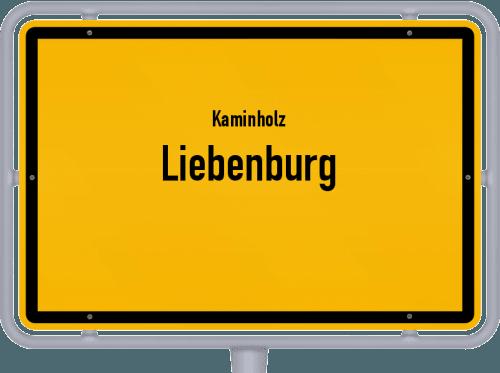 Kaminholz & Brennholz-Angebote in Liebenburg, Großes Bild