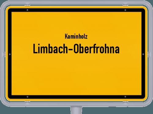 Kaminholz & Brennholz-Angebote in Limbach-Oberfrohna, Großes Bild