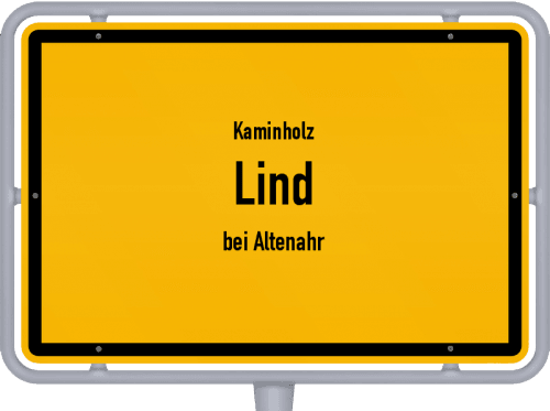 Kaminholz & Brennholz-Angebote in Lind (bei Altenahr), Großes Bild