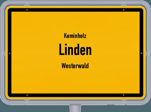 Kaminholz & Brennholz-Angebote in Linden (Westerwald), Großes Bild