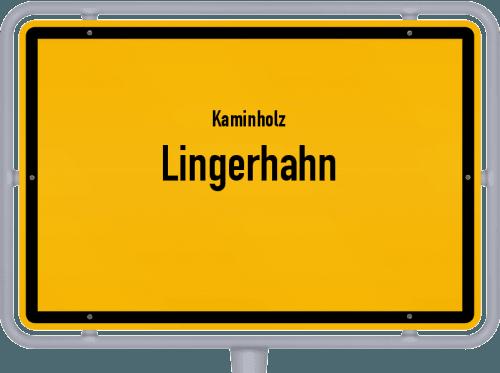 Kaminholz & Brennholz-Angebote in Lingerhahn, Großes Bild
