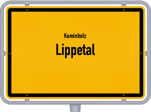 Kaminholz & Brennholz-Angebote in Lippetal, Großes Bild