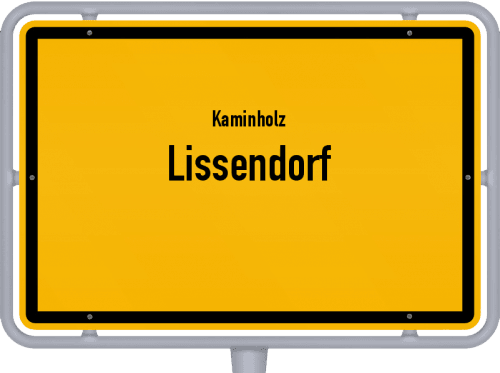 Kaminholz & Brennholz-Angebote in Lissendorf, Großes Bild
