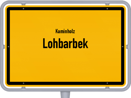 Kaminholz & Brennholz-Angebote in Lohbarbek, Großes Bild