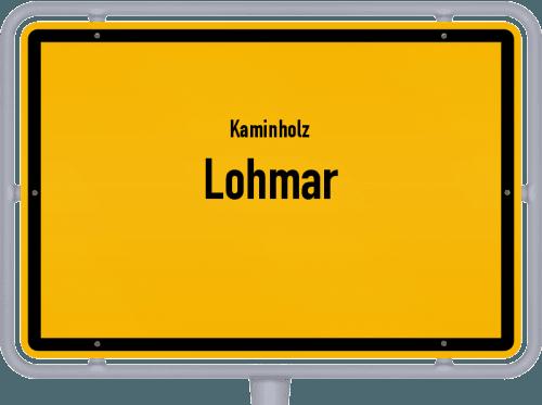 Kaminholz & Brennholz-Angebote in Lohmar, Großes Bild