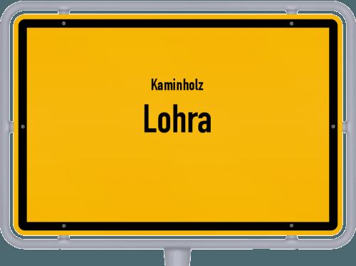 Kaminholz & Brennholz-Angebote in Lohra, Großes Bild