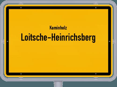 Kaminholz & Brennholz-Angebote in Loitsche-Heinrichsberg, Großes Bild