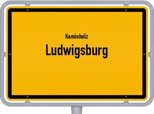 Kaminholz & Brennholz-Angebote in Ludwigsburg, Großes Bild