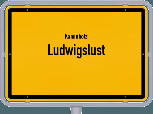 Kaminholz & Brennholz-Angebote in Ludwigslust, Großes Bild