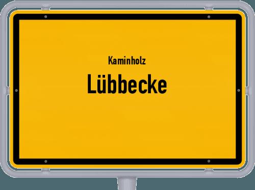 Kaminholz & Brennholz-Angebote in Lübbecke, Großes Bild