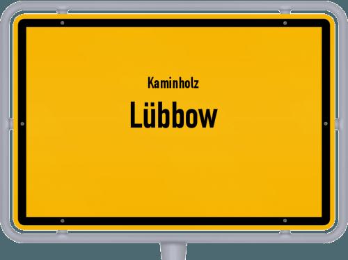 Kaminholz & Brennholz-Angebote in Lübbow, Großes Bild
