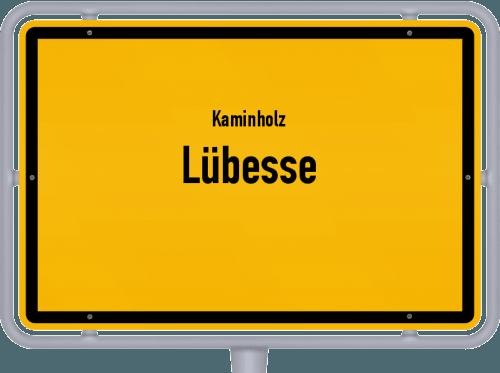 Kaminholz & Brennholz-Angebote in Lübesse, Großes Bild