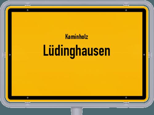 Kaminholz & Brennholz-Angebote in Lüdinghausen, Großes Bild