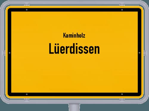 Kaminholz & Brennholz-Angebote in Lüerdissen, Großes Bild