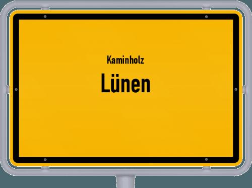 Kaminholz & Brennholz-Angebote in Lünen, Großes Bild