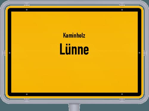 Kaminholz & Brennholz-Angebote in Lünne, Großes Bild