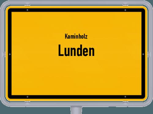 Kaminholz & Brennholz-Angebote in Lunden, Großes Bild