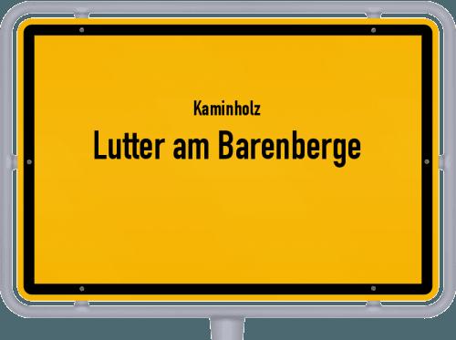 Kaminholz & Brennholz-Angebote in Lutter am Barenberge, Großes Bild