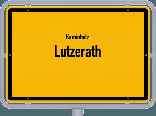 Kaminholz & Brennholz-Angebote in Lutzerath, Großes Bild
