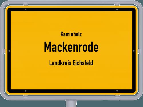 Kaminholz & Brennholz-Angebote in Mackenrode (Landkreis Eichsfeld), Großes Bild