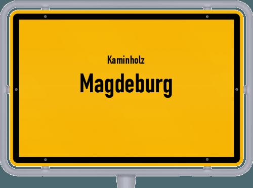 Kaminholz & Brennholz-Angebote in Magdeburg, Großes Bild