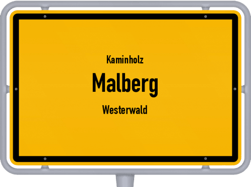 Kaminholz & Brennholz-Angebote in Malberg (Westerwald), Großes Bild