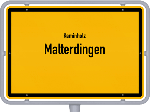 Kaminholz & Brennholz-Angebote in Malterdingen, Großes Bild