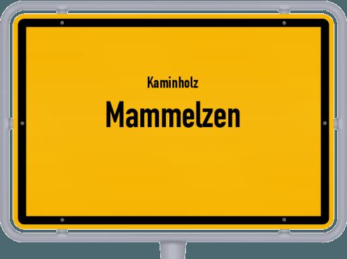 Kaminholz & Brennholz-Angebote in Mammelzen, Großes Bild