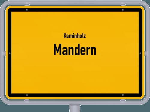 Kaminholz & Brennholz-Angebote in Mandern, Großes Bild
