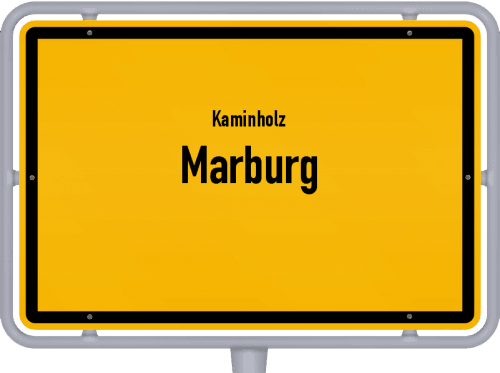 Kaminholz & Brennholz-Angebote in Marburg, Großes Bild