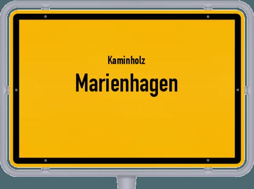 Kaminholz & Brennholz-Angebote in Marienhagen, Großes Bild